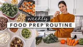 Hi guys! today's video i'm sharing with you how i food prep. we have been prepping rather than doing meal prep lately so that it's easier to switch up o...