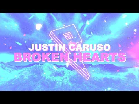 Justin Caruso - Broken Hearts [Lyric Video] (ft. Hilda)