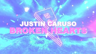 Justin Caruso - Broken Hearts [Lyric Video] (ft. Hilda)