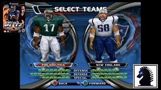 GC NFL Blitz 2003 - Super Bowl LII: Philadelphia Eagles vs New England Patriots
