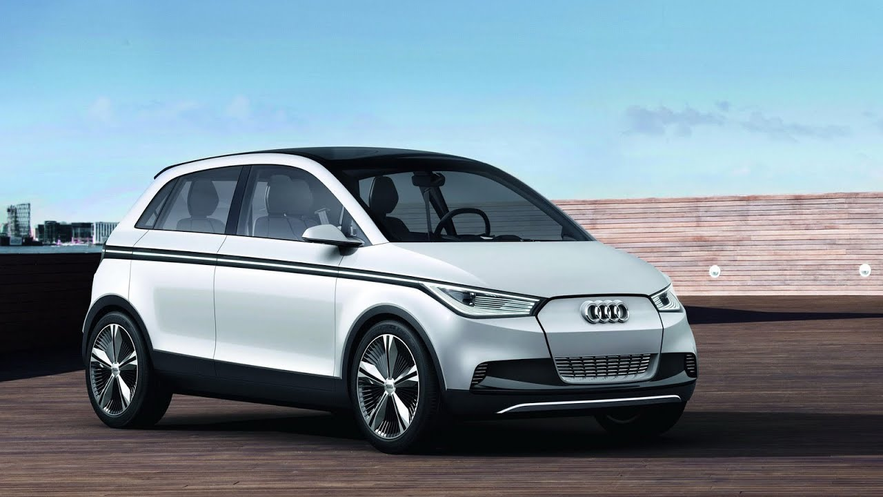 2019 Audi A2 Concept Review Rendered Price Specs Release Date Youtube