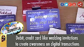 Atm style wedding invitations cards in india atm style wedding 155 stopboris Image collections
