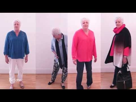 Makeup Clothes And Hair For Older Women Apple Shaped