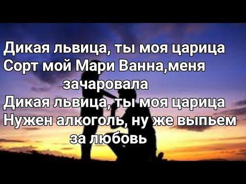 ALEX & RUS - Дикая львица (Lyrics, Текст)