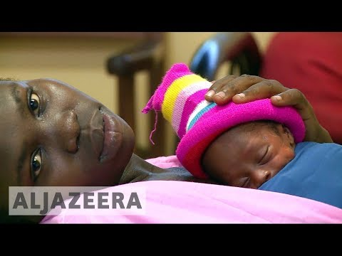 Newborn mortality in CAR second worst globally