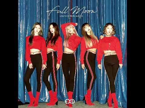 [MP3/DL][Mini Album] EXID – Full Moon (MP3)
