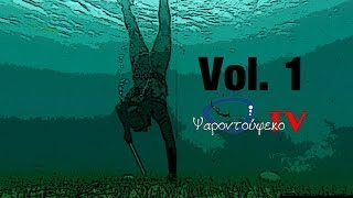 GoPro Hero3 - Spearfishing Octapus