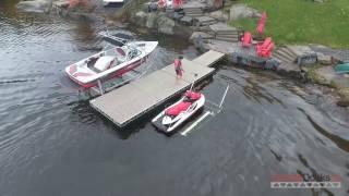 CanadaDocks™ Boat Lifts
