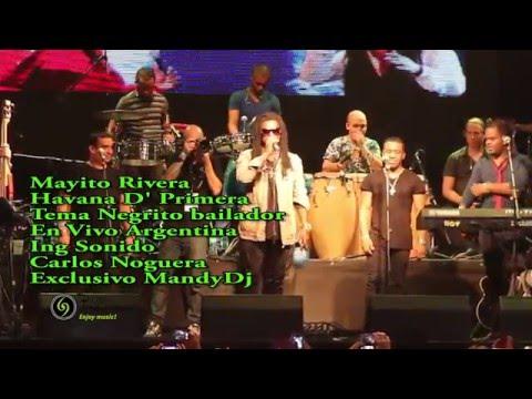 Mayito Rivera y Havana d Primera  Negrito Bailador