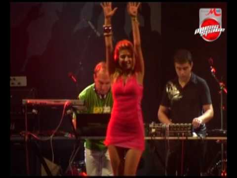 Deep Zone - Welcome To The Loop - Live @ Spirit Of Burgas Festival 2008.avi