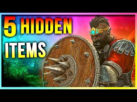 Skyrim: Best HIDDEN Item Location (5 Secret Weapons & Armor For Warrior Builds)