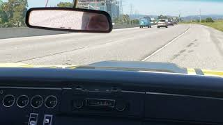 1970 Plymouth Road Runner 440 Six pack test drive