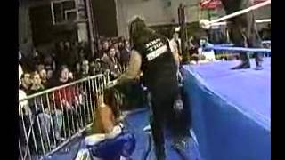 Cactus Jack vs. Sabu ECW Holiday Hell '95