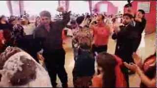 Свадьба Насти и Коли( 2 часть 2 диск) Цыганская свадьба. г. Павлодар