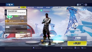 Lol ,im a bot- Funny game- Fortnite battle royale