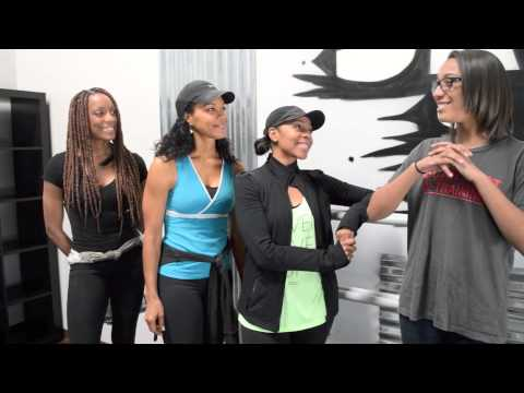 Aaliyah Interviews En Vogue