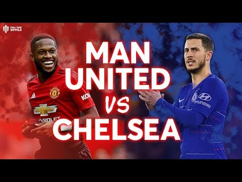MAN UTD vs CHELSEA Premier League Preview