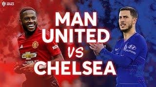 MAN UTD vs CHELSEA Premier League Preview