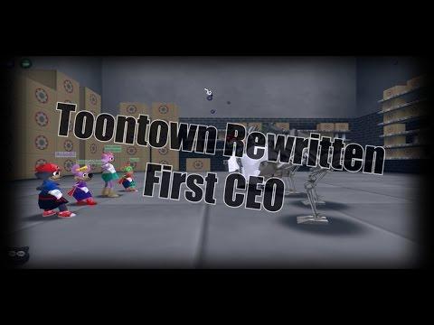 Toontown Rewritten: First CEO | FULL Uncut (1080p 60FPS HD)