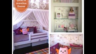 Decoração e Organização do quarto de menina ou adolescente Thumbnail