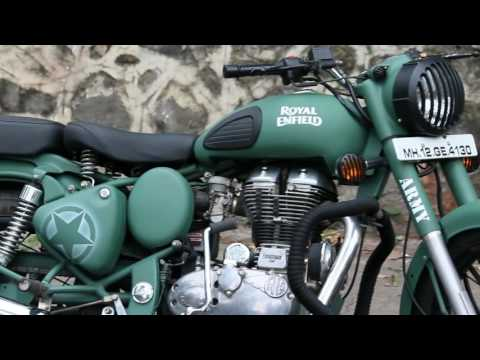 royal enfield classic 350 designing-(modified bullet) - carbon chrome customs