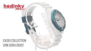 Casio Collection LRW-200H-2BVEF