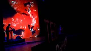Medula oblongata | Electrophone & Petit Georges | TEDxBeloHorizonte