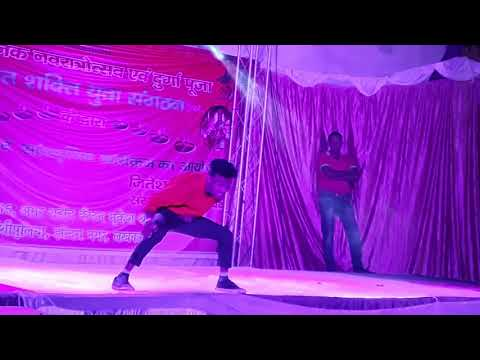 Main deewana dance performance by Saurabh kumar