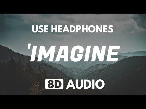 Ariana Grande - Imagine (8D Audio)