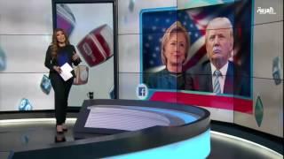 تفاعلكم : ترامب يهدد هيلاري بإحدى عشيقات كلينتون