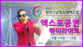 2021함양산삼항노화엑스포 9.14 ~ 09. 15 공…