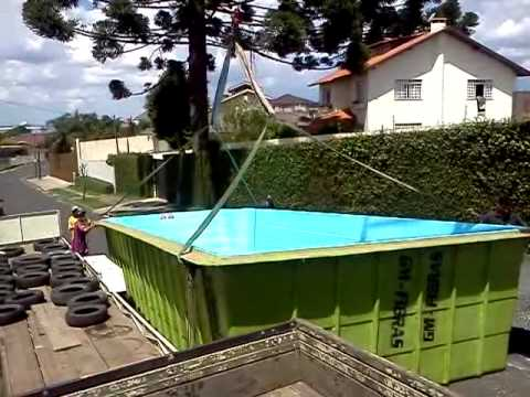 Piscina do shr paulo em ponta grossa loja worquim piscinas - Piscinas para enterrar baratas ...