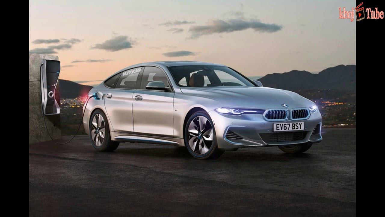 today u2019s tech news  new bmw i4 electric vehicle in paris motor show 2018