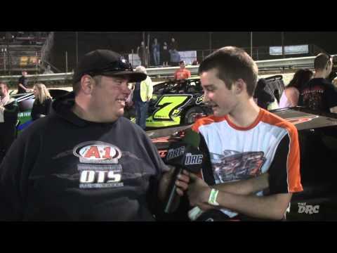Moler Raceway Park   5.22.15   Fan Night   Josh Rice
