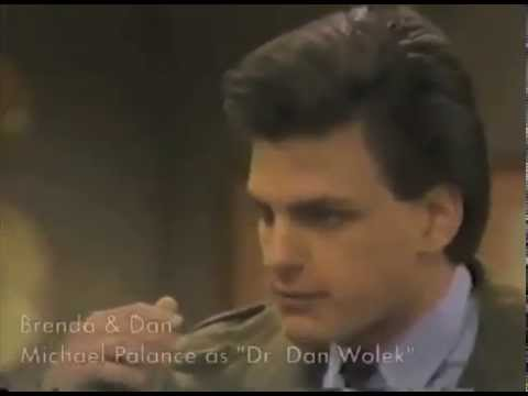 OLTL 1991 - Dan Wolek (Michael Palance)
