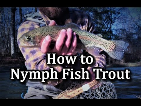 How To Nymph Rig And Tight Line Nymph Fish For Trout/ Informational Video