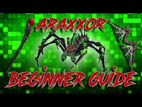 A Beginners' Guide to Araxxor | Runescape 3 | 2017