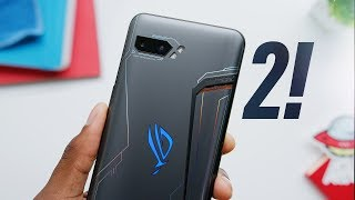 Asus ROG Phone 2 (12GB) Review Videos