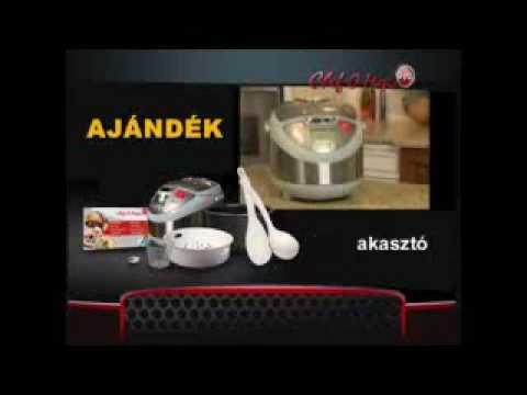 Topshop chef o matic multifunkci s f z ed ny youtube - Chef o matic carrefour ...