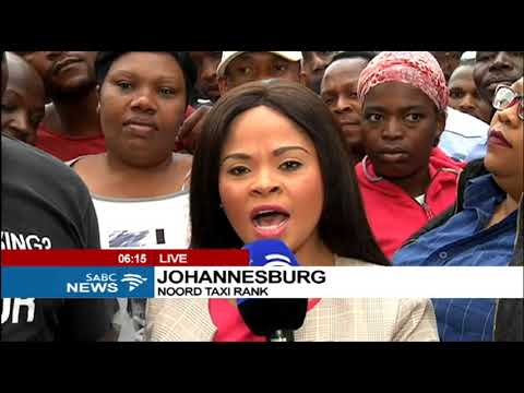 People in Johannesburg react to Zuma's resignation