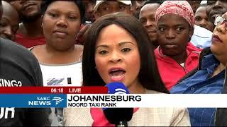 People in Johannesburg react to Zuma's resignation