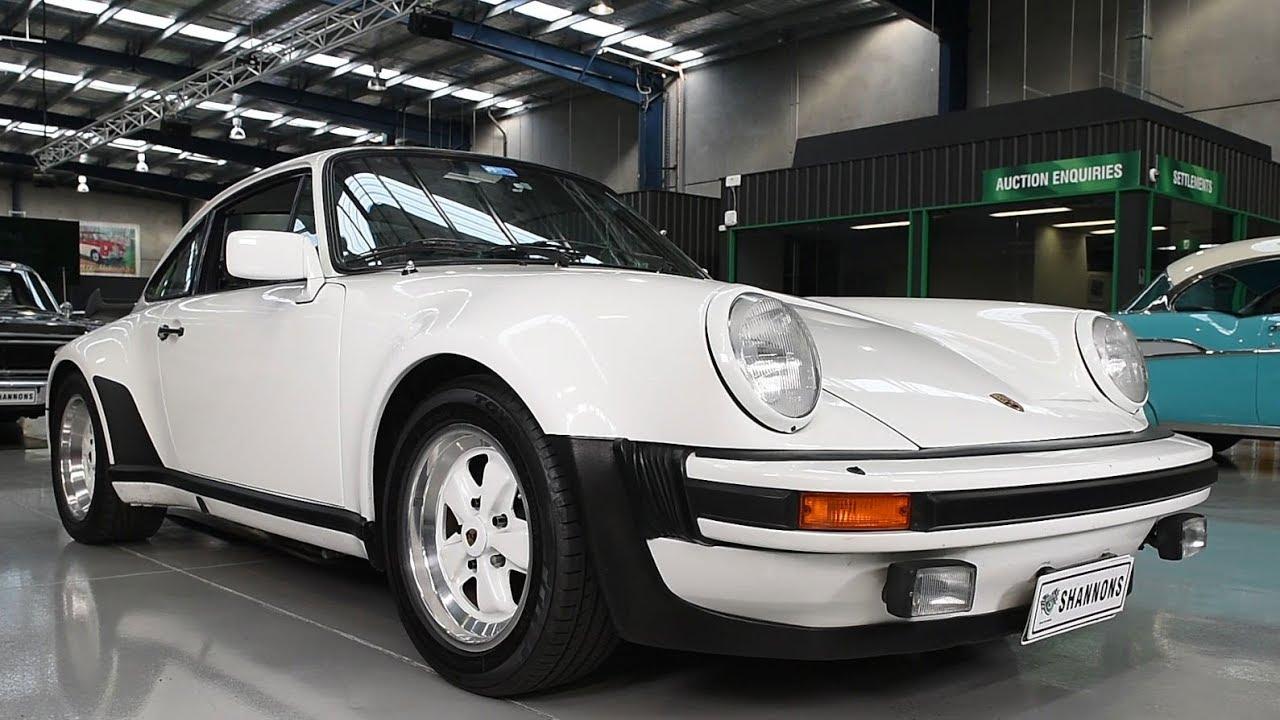 1979 Porsche 930 'Turbo' Coupe - 2017 Shannons Melbourne Spring Classic Auction