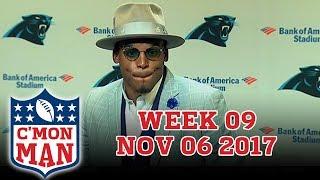 ESPN C'MON MAN! Week 09 - 11-06-17