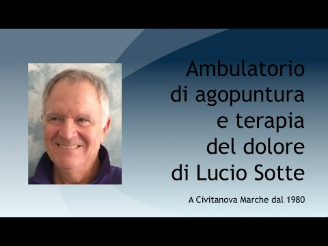 Ambulatorio di Agopuntura Lucio Sotte