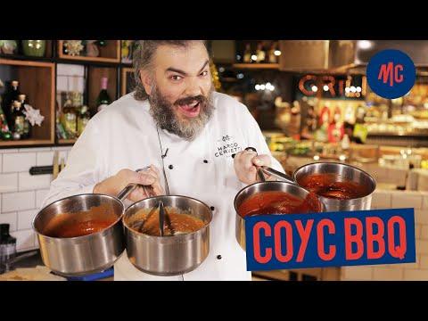 Как приготовить соус барбекю