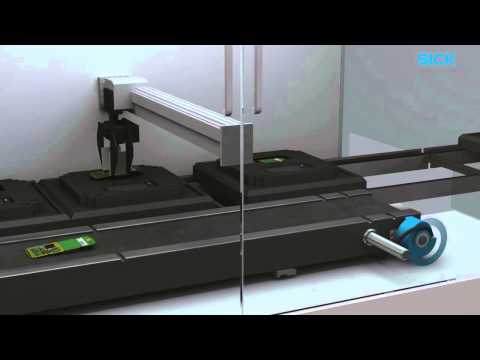 Encoder - Conveyor | electronics industry | SICK Sensor Intelligence
