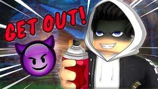 Who is pranking us?! Roblox Summer Camp Story!