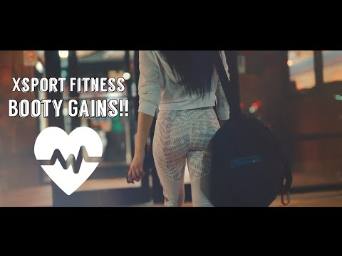 Booty Gains Xsport Fitness