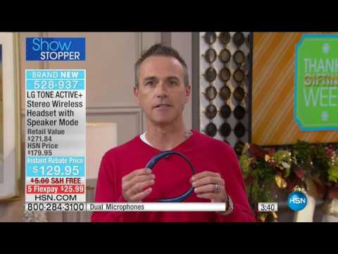HSN | Electronic Gifts 11.27.2016 - 12 PM