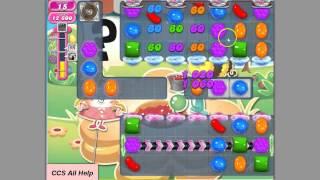 Candy Crush Saga level 748 NO BOOSTERS
